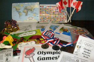 The central message during the Olympics is one of friendship and peace. People playing and working together in peace and friendship makes for a better and beautiful world. This kit provides an opportunity for young children to get acquainted with the Olympic Games. It includes colouring pages, medals, flags of the world, and craft ideas and activities.