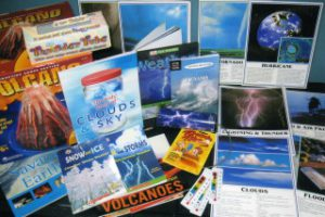 A new addition to our kit list! Lots of exciting things to add to your weather curriculum! Includes a thunder tube, daily weather spinner, books, and activities.
